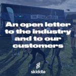 An Open letter from Skiddle